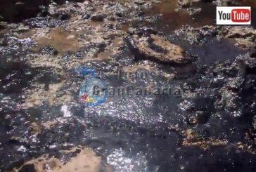 Die Öl-Katastrophe in Arinaga ist nicht so schlimm wie angenommen