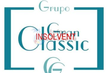 Gran Classic ist ebenfalls Insolvent