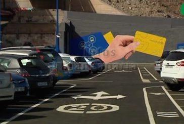 Neues Parkplatzkonzept in Las Palmas, Parken und gratis Bus fahren