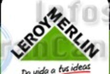 Leroy Merlin eröffnet 2. Filiale am 26. November 2014