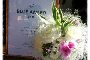 Hotel Rural Molino de Aqua mit Blue Award ausgezeichnet