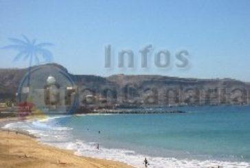 Playa Las Canteras unter den TOP 10 in Spanien