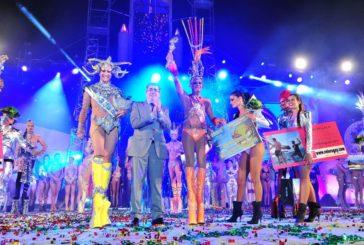 Gala zur Drag Queen des Jahres 2013 verfolgten Menschen weltweit im TV