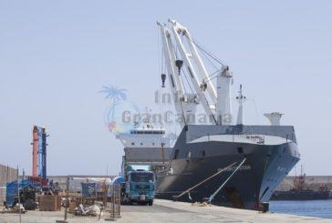 Giganisches Offshore-Windrad eingetroffen - 5.000 Kilowatt für Gran Canaria