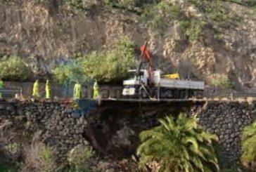Zufahrtsstraße nach Cardones gesperrt