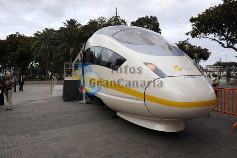 Zug Gran Canaria
