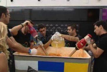 Neuer Weltrekord: 846 Kilo Mojo Rot hergestellt