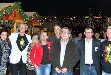 Weihnachtsmarkt im CC Yumbo feierlich eröffnet