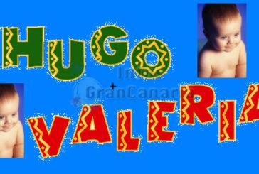 Namen des Jahres 2012: Hugo & Valeria