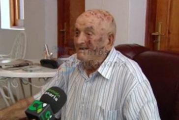 Räuber verprügelt 90-Jährigen schwer