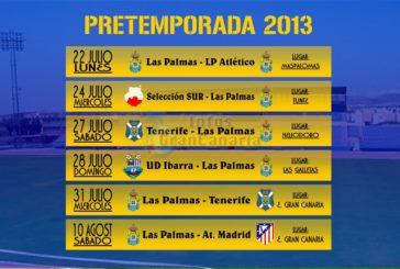 UD Las Palmas gibt Trainingsgegner für kommende Saison bekannt