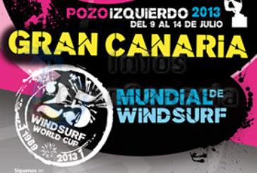 Wind and Wave - 25. Windsurf-WM in Pozo Izquierdo