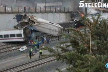 Mindestens 77 Tote bei Zugunglück im Nordwesten Spaniens