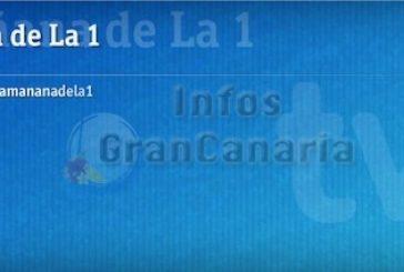 TVE 1 sendet Live von Gran Canaria - La mañana de La 1