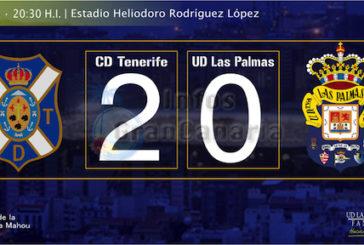 Testspiel 3 - CD Teneriffa schlägt UD Las Palmas