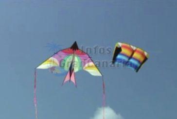 16. Internationales Flugdrachenfestival in Las Palmas