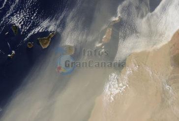 Sandsturm auf den Kanaren - Keine offizielle Warnung