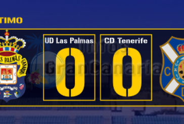 Testspiel 5: UD Las Palmas spielt nur 0:0 gegen CD Teneriffa