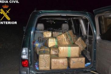 Mehr als 2 Tonnen Haschisch vor den Küsten abgefangen
