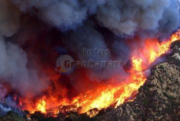 Feuerwache in den Bergen wieder besetzt - Waldbrandgefahr zu hoch!