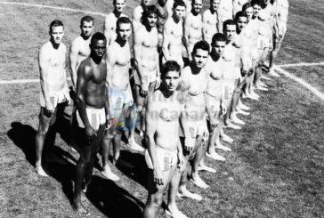 Spieler von UD Las Palmas machen sich frei für den guten Zweck (inkl. Video)