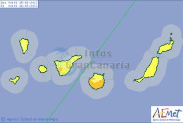 ENTWARUNG: Hitzewelle schwächt sich ab, Inseln kühlen etwas herunter