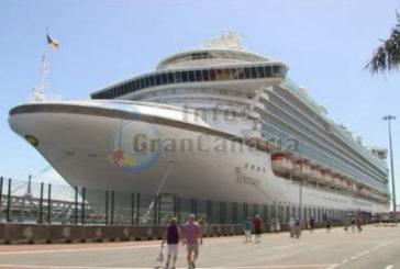 Die Kreuzfahrt-Saison wurde mit 7.000 Passagieren eröffnet