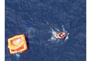 2 Schiffbrüchige vor der Küste von Las Palmas gerettet