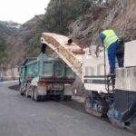 Nach den Feierlichkeiten um Pino wird die GC-21 wieder voll gesperrt – Bauarbeiten gehen weiter