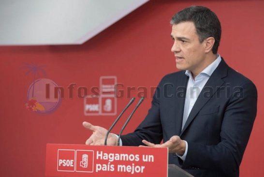 Sánchez will die Kanaren spezieller behandeln, als die anderen Regionen