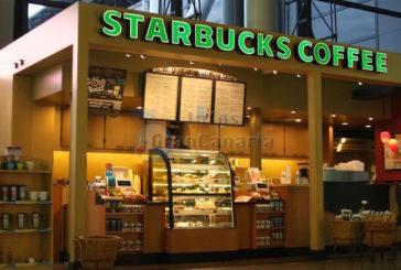 Starbucks-Niederlassung im Corte Ingles in Las Palmas geplant