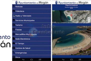 Neue APP für die Gemeinde Mogán vorgestellt, vier Sprachen und viel Info inklusive