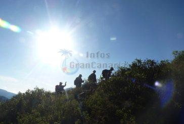 Hitzewelle brachte Temperaturen von knapp 36°C - Auf Gran Canaria war Las Palmas am heißesten
