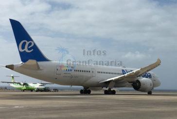 AirEuropa stationiert fünf Flugzeuge auf den Kanaren für interinsularen Flugverkehr, 3 davon auf Gran Canaria
