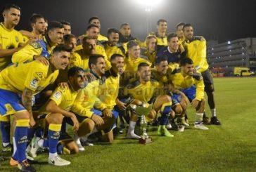UD Las Palmas gewinnt den Mahou Cup 2017 gegen CD Teneriffa mit 2:0