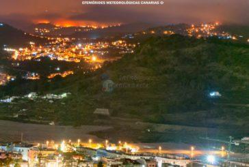 Waldbrand auf Gran Canaria noch nicht unter Kontrolle - Wetterumschwung könnte helfen