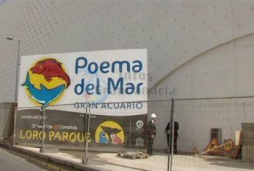 Aquarium: Eröffnung des Poema del Mar für den 17. Dezember geplant