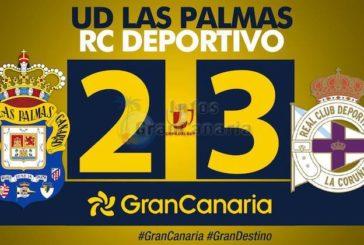 UD Las Palmas steht trotzt Niederlage in der nächsten Pokalrunde - Trainer entlassen