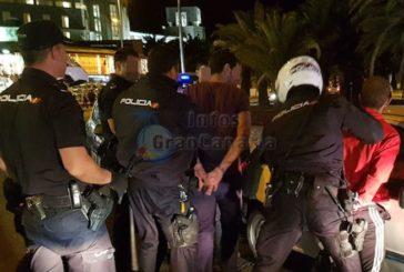 3 Einbrecher und Ladendiebe kurz nach den Taten festgenommen