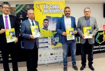 44. Copa Atlantico erstmals exklusiv in Maspalomas