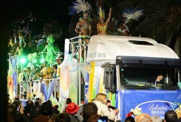 Heute ist die Parade zum Karneval in Las Palmas - LIVE im Internet zusehen