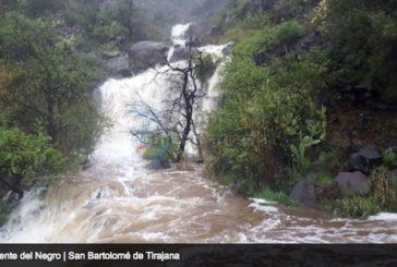 Sturm brachte viel Wasser und Wind - Ganz große Schäden blieben glücklicherweise aus
