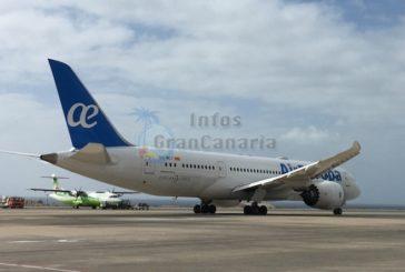 20 Neue Flugverbindungen werden in diesem Jahr von der Regierung der Kanaren ausgeschrieben