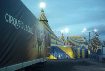 Der Cirque du Soleil wird in Maspalomas im Jahr 2019 für eine längere Zeit gastieren