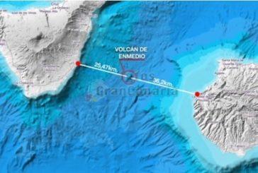 Mehr als 300 Seebeben in den letzten 7 Tagen zwischen Teneriffa und Gran Canaria registriert