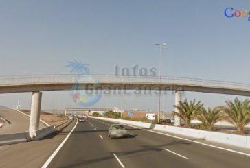 GC-1 zwischen Vecindario und Arinaga in der kommenden Woche Nachts gesperrt