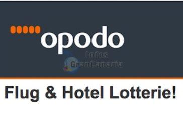 Flug & Hotel Lotterie von Opodo bis 24. Juni mitmachen und Urlaub gewinnen!
