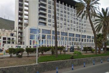 Im Hospital Insular in Las Palmas wurde eine Etage wegen Bekteriumbefalls gesperrt - 2 Tote sind zu beklagen