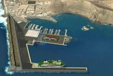 Hafen von Agaete wird für 44,6 Millionen Euro erweitert