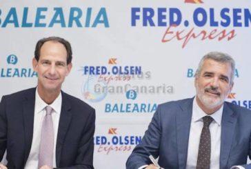 Fred Olsen steigt ins Fährgeschäft mit dem Festland ein